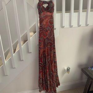 Maxi dress/ gown BCBG Maxazria